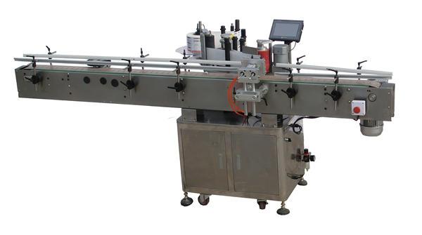 Automatische Flaschenpositionierung Etikettiermaschine Hersteller