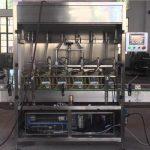 Automatische Ölflaschen-Füllmaschine mit 1-5 l Kolben