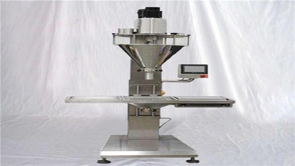 Manuelle Pulverfüllmaschine