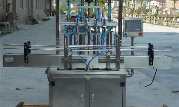 Automatische Erdnusspasten-Füllmaschine
