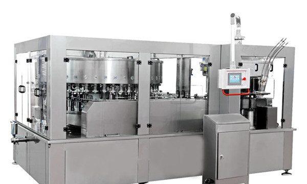 Aluminiumdosen-Füllmaschine für Energiegetränk-alkoholfreies Getränk