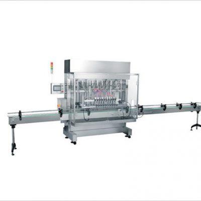 Automatische Reinigungsmittel-Füllmaschine mit 4 Köpfen