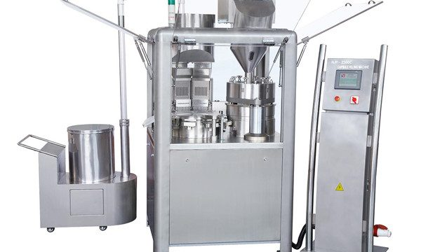 Automatische Kapselfüller-Kapsel-Füllmaschine, zum des Pulvers zu füllen