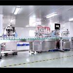 Automatische Cremefüll- und Verschließmaschine
