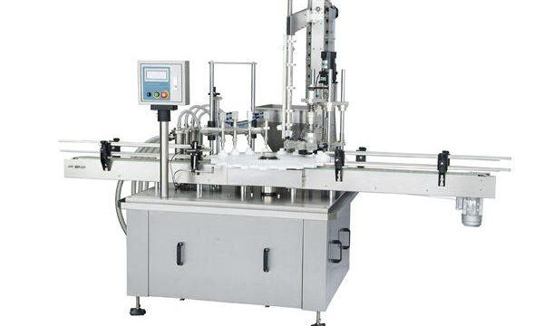Automatische Drehkolbenfüllmaschine