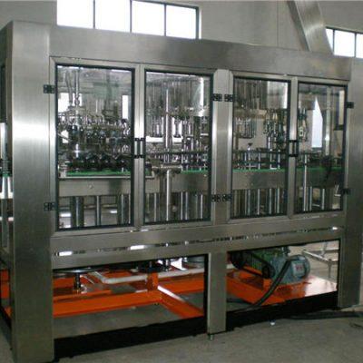Automatische Glasflaschen-Wasserfüllmaschine