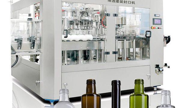 Bier kann flüssige Füllmaschine