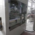 Vollautomatische Bleichfüllmaschine aus Edelstahl