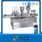 China Konkurrenzfähiger Preis Vakuum Flüssigkeitsfüllmaschine