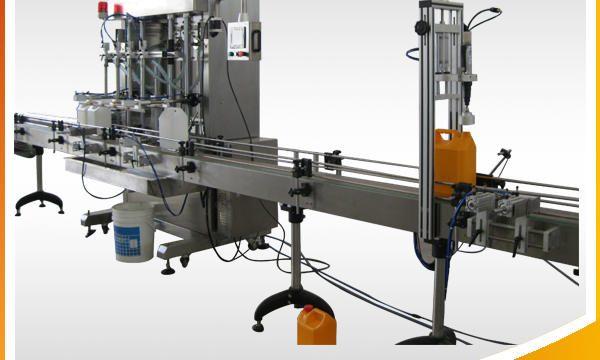 Automatische Schmuckreiniger-Flüssigkeits-Füllmaschine