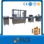 China Lieferant Automatische Honey Bottle Liquid Füllmaschine