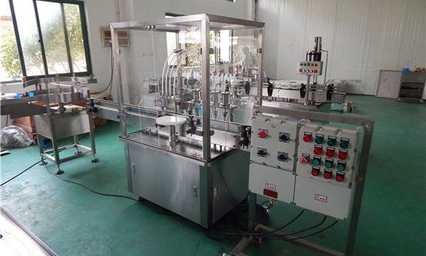 Automatische hochviskose flüssige Füllmaschine
