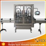 Automatische Olivenöl- und Sahne- und Flüssigkeits-Füllmaschine
