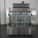 Automatische 12 Köpfe Atmosphärendruck-Flüssigkeits-Füllmaschine