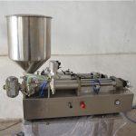 Halbautomatische manuelle Ölfüllmaschine Cosmetic