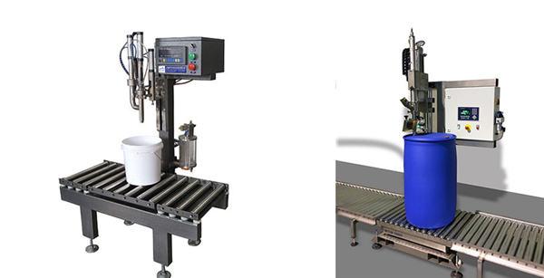 Ölfass-Füllmaschine