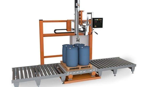 200L Drum Liquid Füllmaschine