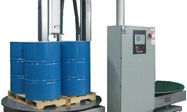 Neue Art-flüssige Luftblasentee-Trommel-Füllmaschine