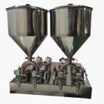 Robuste halbautomatische Cremefüllmaschine