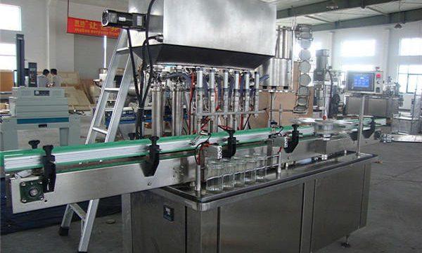 Vollautomatische Tomatenketchup-Füllmaschine