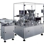 Trockenpulver-Einspritzungs-Füllmaschine