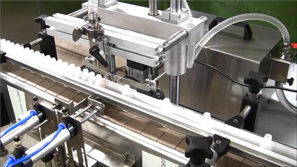 Automatische Hochgeschwindigkeits-E-Liquid-Flaschenfüllmaschine