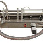 Halbautomatische hochviskose flüssige Honigfüllmaschine