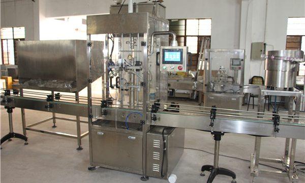 Automatische Shampoo-Füllmaschine mit hohem Volumen
