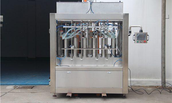 Reine pneumatische halbautomatische Tomatensauce-Füllmaschine