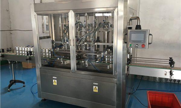 Glasflaschen-Soßen-Füllmaschine