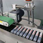 Horizontale automatische Etikettiermaschine für Injektionsfläschchen