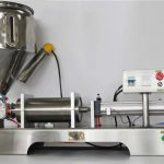 Reine pneumatische halbautomatische Fruchtmarmeladen-Füllmaschine