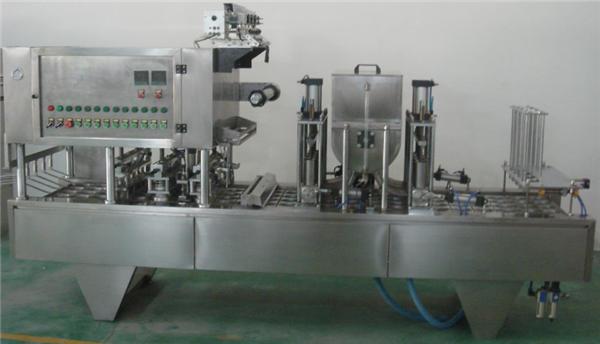 Vollautomatische Staufüllmaschine
