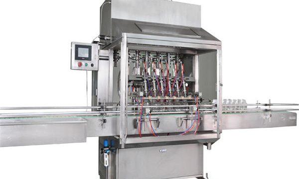 Berufshersteller-automatische Blaubeermarmeladen-Füllmaschine