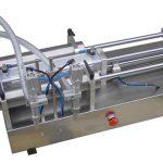 Niedriger Preis manuelle Kolben-Flüssigkeits-Füllmaschine