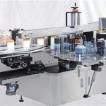 Glasparfümflasche Top Surface Label Machine