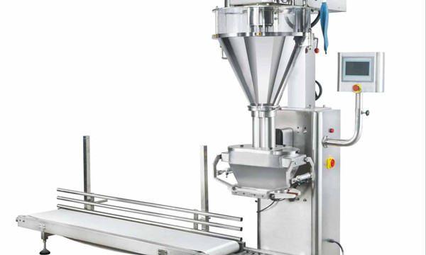 Halbautomatische Milchpulver-Füllmaschine