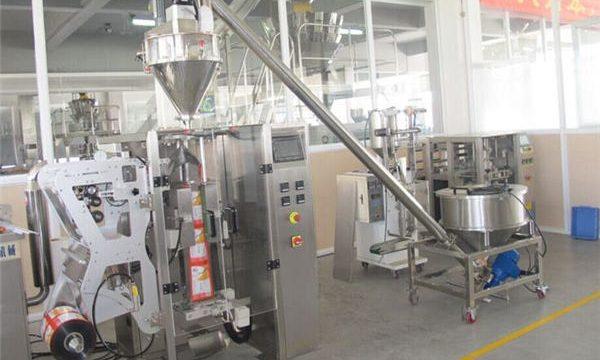 Elevating Powder und Automatic Powder Bag Füllmaschine