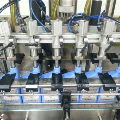 Automatische 6-Kopf-Motoröl-Füllmaschine