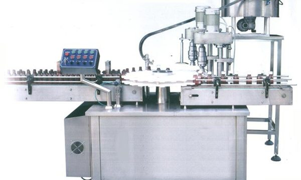 Tomatensauce Rotary Filling Capping Machine