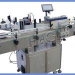 Automatische NPACK Runde Flaschenetikettiermaschine Hersteller mit Drucker