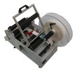 Fabrik-Flaschen-halbautomatische Etikettiermaschine