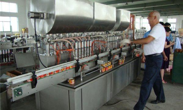 200-1000ml Automatische Sojasaucen-Füllmaschine