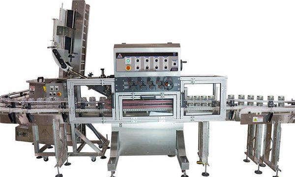 Automatische heiße Soßen-Füllmaschine der pneumatischen Pumpe