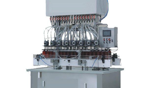 Gute Qualität Automatische heiße Soße-Füllmaschine Heißer Verkauf