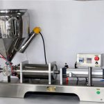 Manuelle Saucenfüllmaschine für Dosen
