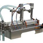 Halbautomatische Beutel-Flüssigseifen-Füllmaschine