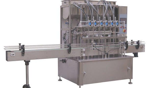 Vollautomatische Großhandelsshampoo-Flüssigkeitskolben-Füllmaschine
