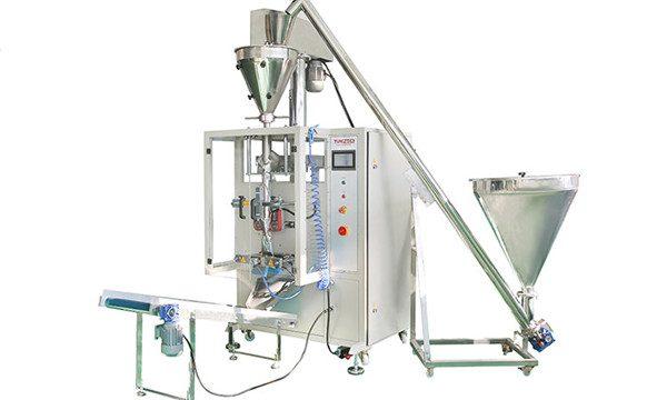 Vertikale automatische Pulverfüll- und Verschließmaschine
