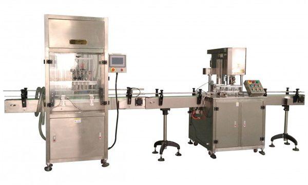 Vollautomatische Abfüllmaschine